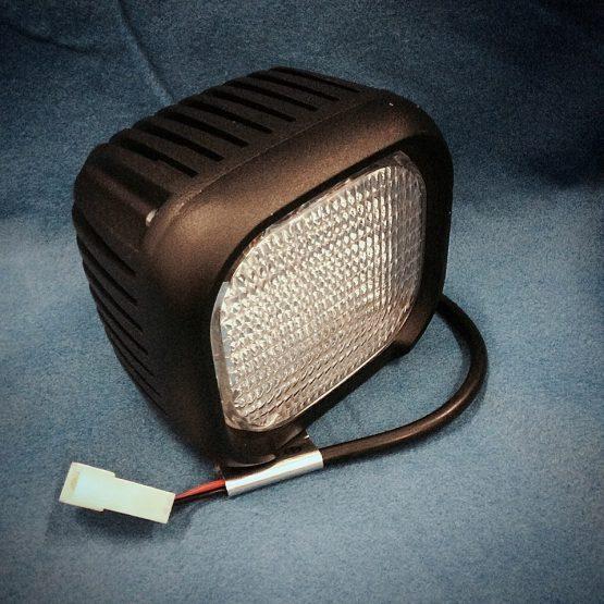 Tulossa varastoomme LED-työvaloja 48W