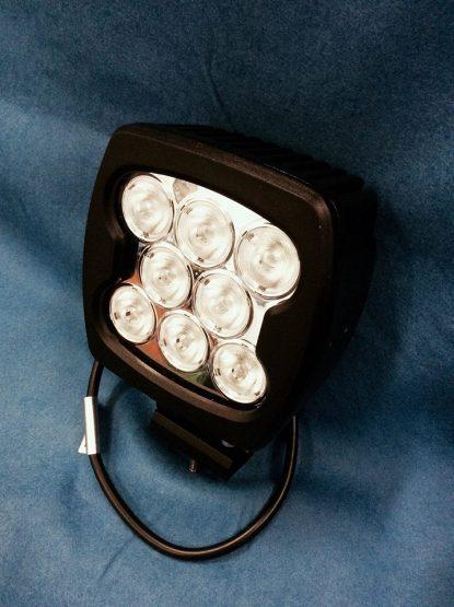 Tulossa varastoomme LED-työvaloja 80W